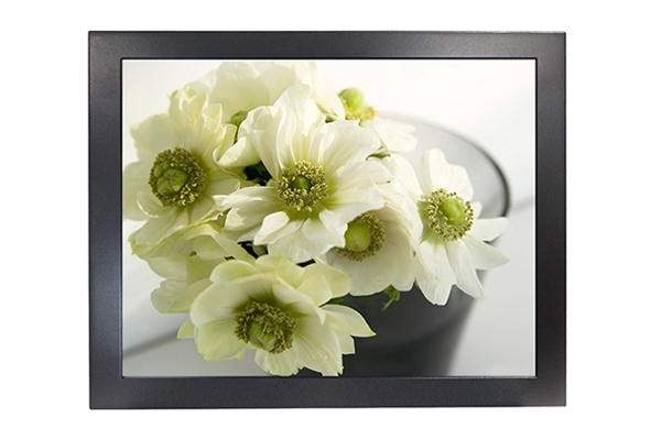 15.A Inch Flush Rear Mount LCD Monitor