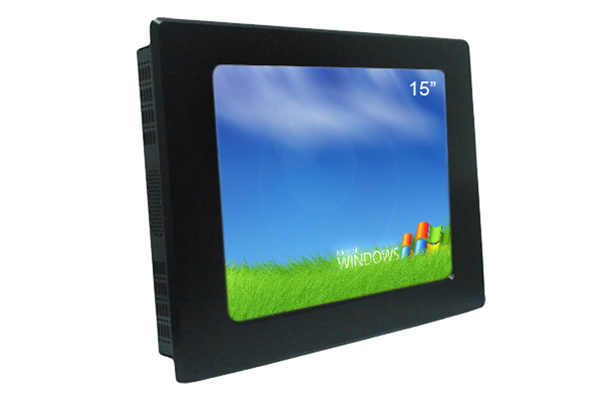 15 Inch Panel Mount LCD Monitor