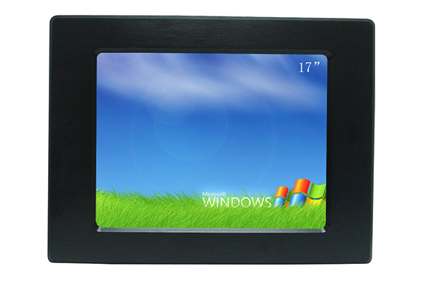 17 Inch Panel Mount LCD Monitor