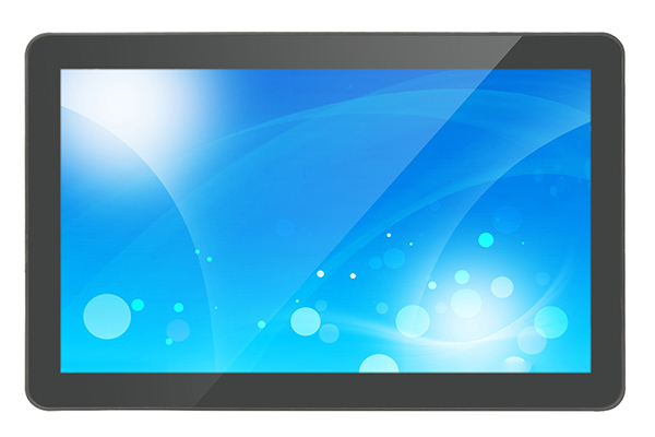 13.3 Inch Zero Bezel PCAP Touch Panel Industrial PC