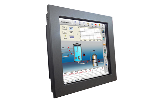 17 Inch Panel Mount Industrial Panel PC