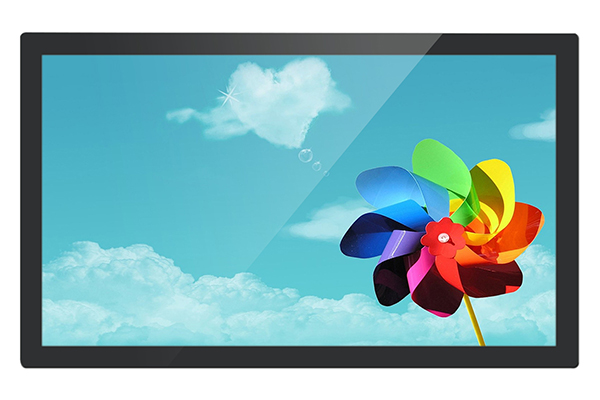 21.5 Inch Zero Bezel PCAP Touch Panel Industrial PC