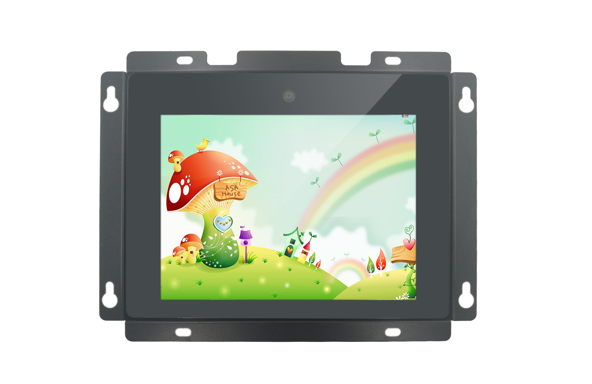 8.4 Inch Android Based All -In -One Panel PC